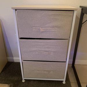 Dresser/organizer for Sale in Litchfield Park, AZ