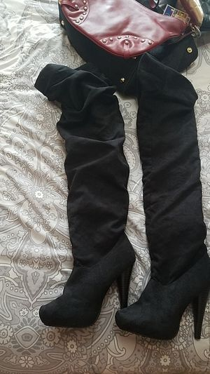 Thigh high boots for Sale in Smyrna, TN