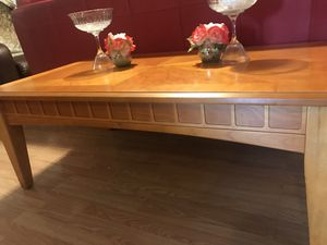 Nice Strong Coffee And Console Tables for Sale in Smyrna, TN