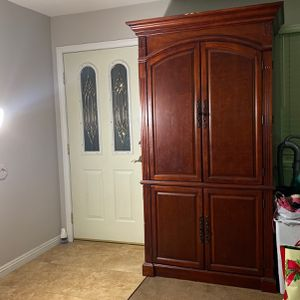China Cabinet/ Tv Space for Sale in Las Vegas, NV