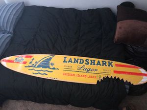 Land Shark Lager Surfboard for Sale in Boulder, CO