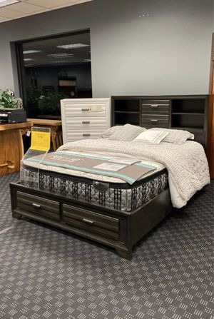 In stock! Full & Queen Bed Frame $299, King Bed Frame $449 for Sale in Vancouver, WA