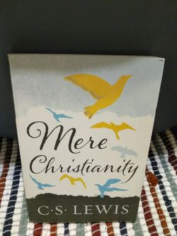 Mere Christianity and Sheppard's notes for Sale in Whitney,  TX