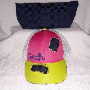 Coach Trucker Hat for Sale in Glen Burnie, MD