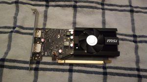 Nvidia MSI Gt 1030 2gb for Sale in Bloomington, IL