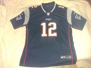 #12 Brady Patriots Jersey XXL for Sale in Glendale, AZ