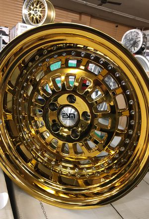 ESM GOLD RIMS for Sale in Joint Base Lewis-McChord, WA