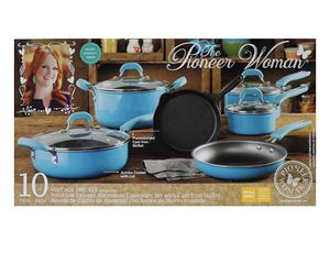 Pioneer women cookware set for Sale in Washington, DC