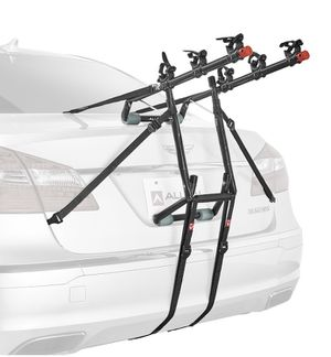Allen Sports Deluxe 3-Bicycle Trunk Mounted Bike Rack Carrier, 103DN for Sale in Las Vegas, NV