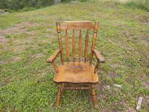 Broyhil solid wood chairs for Sale in Hermon, ME