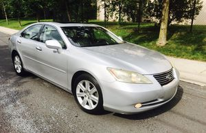 2007 Lexus ES 350 •• Woodgrain + Push to Start for Sale in Silver Spring, MD