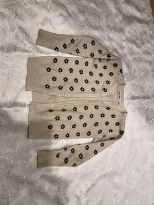 Girl's Wool/ Spandex Cardigan, size 4 by Nice Wear for Sale in Farmington Hills, MI