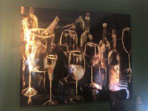 Wine Wall Decor for Sale in Minneapolis, MN