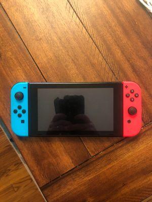 Nintendo switch console for Sale in Miami, FL