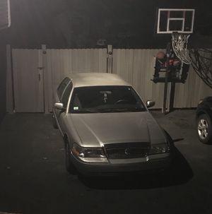 Mercury grand marquis car for Sale in Boston, MA