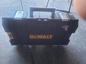 Small Dewalt suitcase toolbox for Sale in San Bernardino, CA