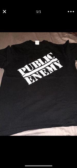 Supreme x public enemy for Sale in Dallas, TX