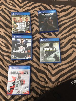 PS4 Games for Sale in Pompano Beach, FL