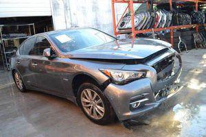 2014-2019 INFINITI Q50 Q50s Hybrid 3.5L PART OUT! for Sale in Fort Lauderdale, FL