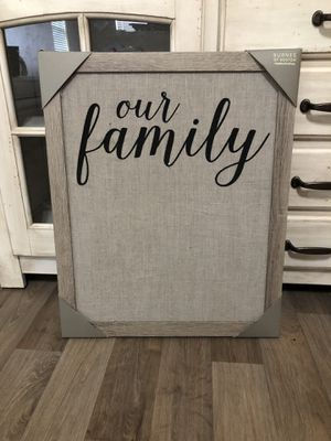 Photo pin frame for Sale in Dallas, TX