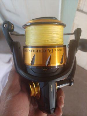 Penn Spinfisher Vl 7500 for Sale in Redlands, CA