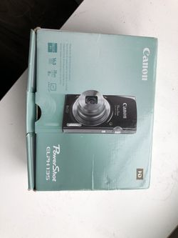 Brand new Canon camera for Sale in Washington,  DC