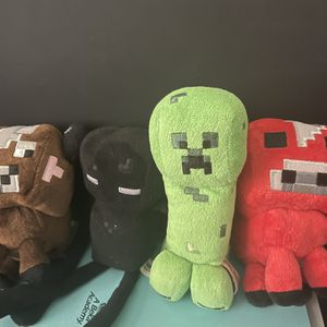 Minecraft Collectible Toys Plushies for Sale in Miami, FL