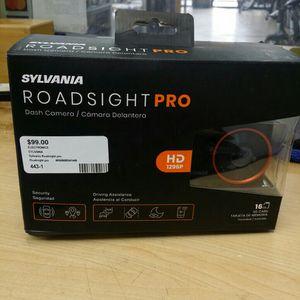 Sylvania Roadsight Pro Dash Camera for Sale in Phoenix, AZ