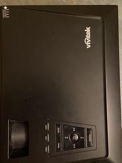 Vivitek Dlp Projector Model D825ms for Sale in Washington,  DC