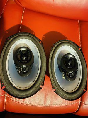 JL AUDIO 6x9 SPEAKERS for Sale in Turlock, CA