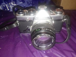 Olympus Om-2 Vintage Camera for Sale in Springtown, TX