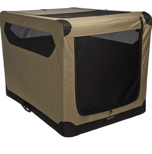 """NEW 42"""" SOFT DOG CRATE, PORTABLE ,WASHABLE for Sale in Phoenix, AZ"""