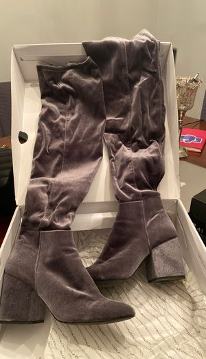 Aldo boots- used once- great condition 7.5 for Sale in Englewood, NJ