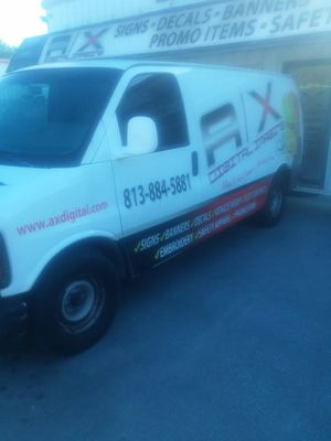2001 chevy express van runs and drives great been in the company for long time $2200 or best offer for Sale in Tampa, FL