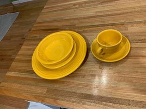 Fiesta dishes for Sale in Bellefontaine, OH