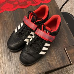 Adidas Weight Lifting Shoes Size 11-1/2 for Sale in Wenatchee,  WA