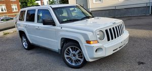 jeep patriot AWD.2010 for Sale in Swampscott, MA