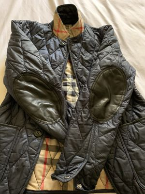 Burberry jacket men's for Sale in Pittsburgh, PA