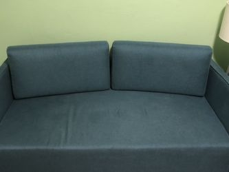 Teal Love Seat for Sale in Coraopolis,  PA