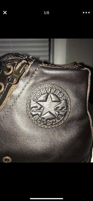 Brand New Leather Converse for Sale in Marietta, GA
