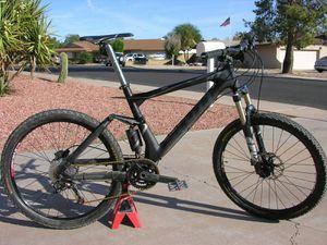 Scott Genius 10 Carbon Fiber Mountain Bike for Sale in Phoenix, AZ