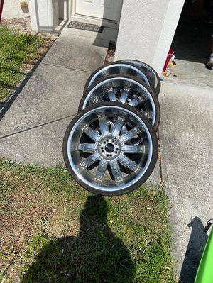 "Effen 22"" rims for Sale in Palm Bay, FL"