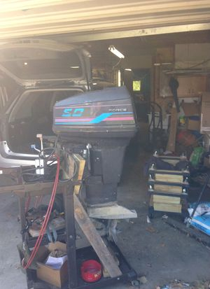 Force 50 hp for Sale in Columbia City, IN
