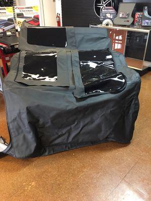 2011 Jeep Wrangler 4 door soft top for Sale in Florissant, MO