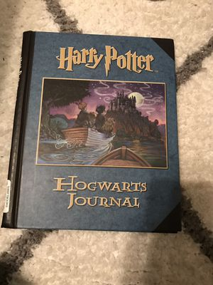 Harry Potter Hogwarts notebook for Sale in Raleigh, NC