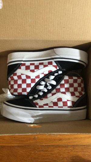 Ward Hi checkered Vans for Sale in Florissant, MO