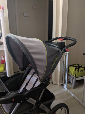 Baby Trend Jogging Stroller, All Fabric Washed for Sale in Glendale, AZ