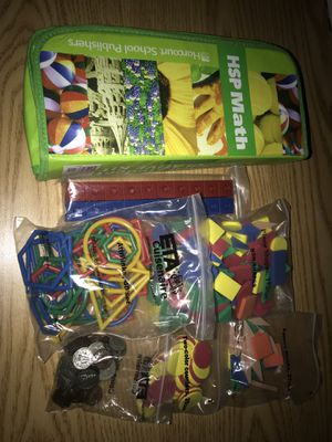 All new manipulatives for k-2 for Sale in Simi Valley, CA