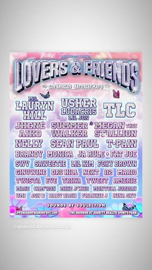 Lovers and Friends concert tickets for Sale in Huntington Beach, CA