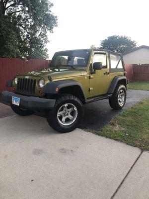 2008 Jeep Wrangler for Sale in Aurora, IL